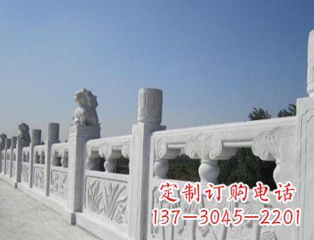 公园景观大理石浮雕栏板